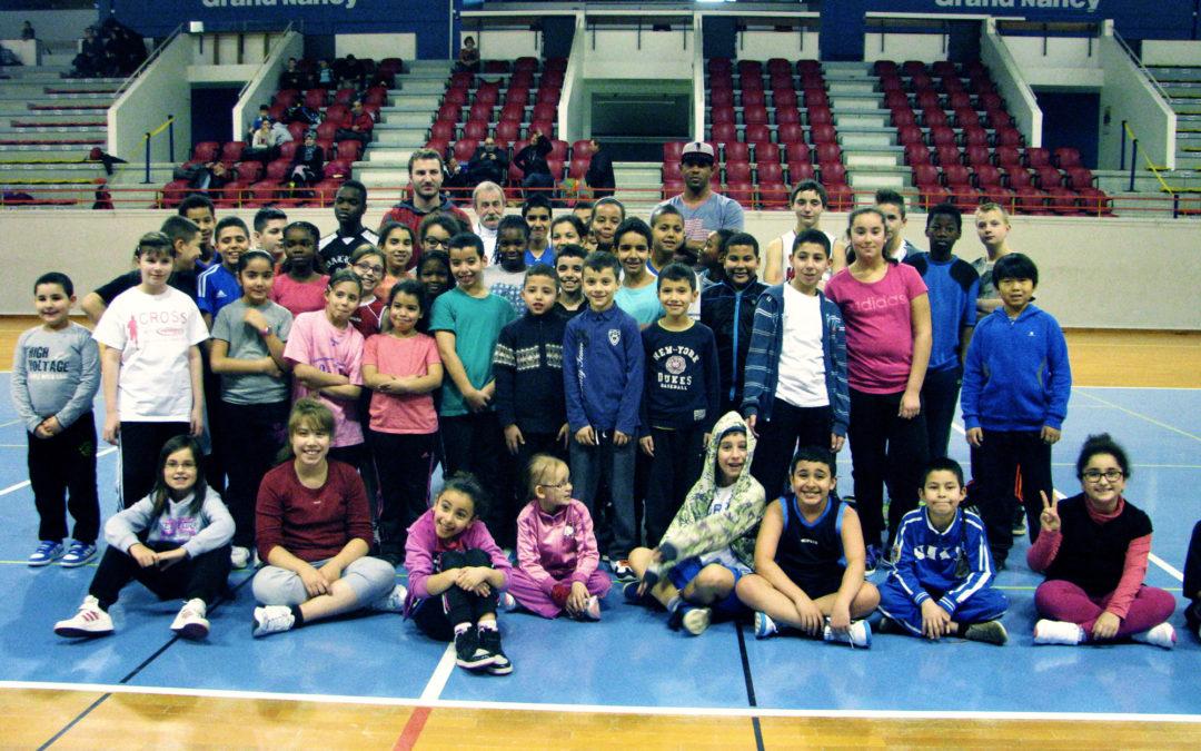 Tournoi «Tous en Basket»