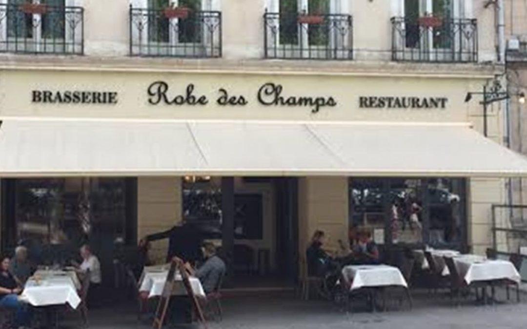 Assemblée Générale 2015 & Repas offert par la Robe des Champs à Nancy