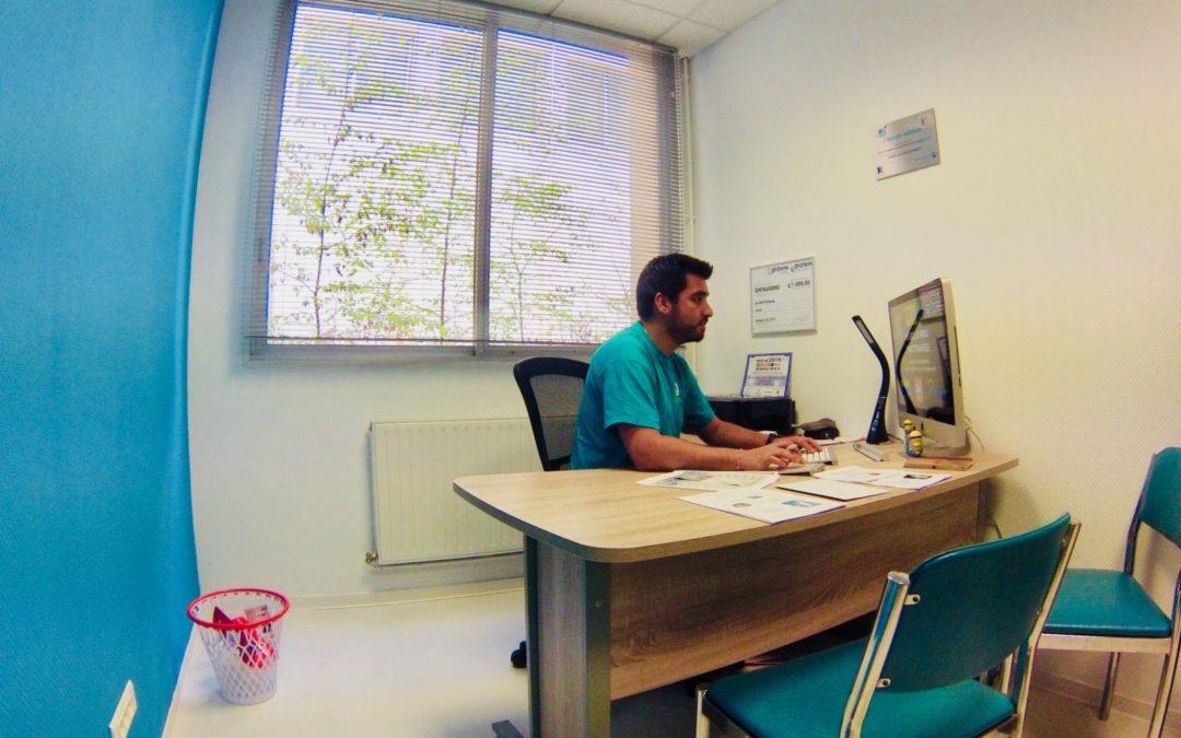 Un bureau pour l'APSEM